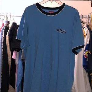 Supreme arc logo t shirt